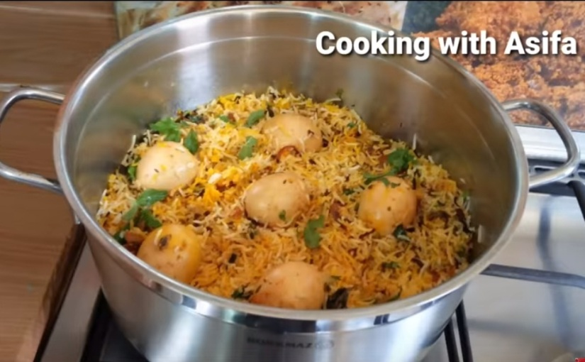 Spicy egg biryani homemade restaurant style tasty egg dum biryani spicy egg biryani homemade restaurant style tasty egg dum biryani recipe forumfinder Gallery